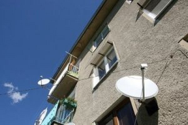 Mesto si bytové domy prenajalo od zhotovovateľa, teraz ich chce odkúpiť.