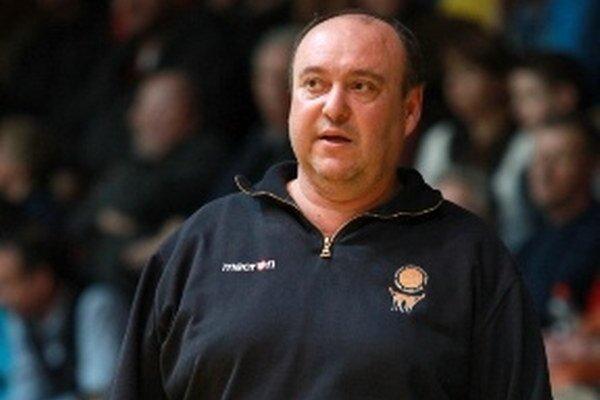 Karol Kučera. Nový tréner basketbalistov MŠK Žiar nad Hronom.