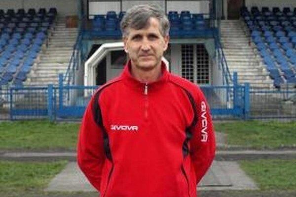 Ľubomír Gábor zostáva na lavičke juniorky Pohronia.