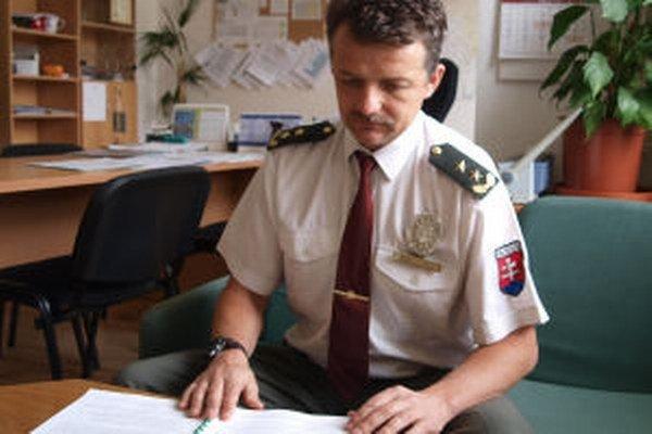 Šéf Okresného dopravného inšpektorátu v Žiari nad Hronom nechce čakať na vážnu nehodu.