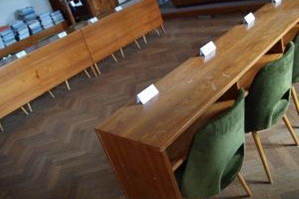 Primátorka zvolala zastupiteľstvo na štvrtok 12. septembra o 15. hodine.