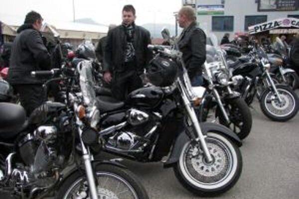 V predchádzajúcich dvoch ročníkoch mala žiarska moto jazda vysokú účasť.