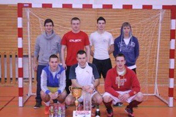 Legionári. Víťaz Fašiang Cupu 2013.