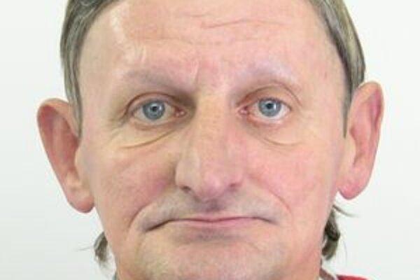 Hľadaný Ľubomír Šipoš je obvinený z trestného činu krádeže.