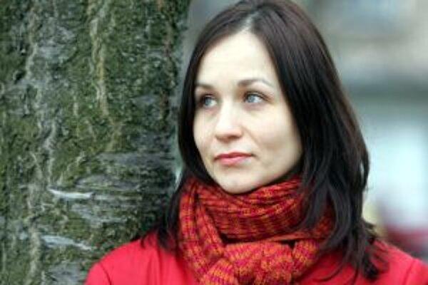 Zuzana Liová, režisérka filmovej drámy Dom.