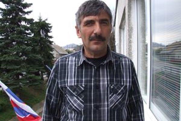 Kamil Blaho. V minulosti už kritizoval systém riadenia Oblastného futbalového zväzu v Žiari nad Hronom.