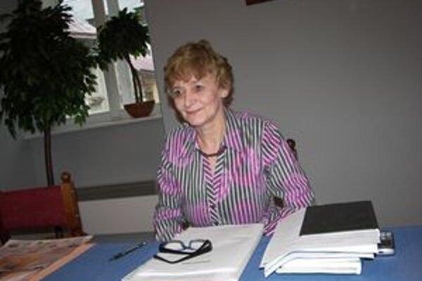 Primátorka Nadežda Babiaková vymenuje svojho zástupcu vo februári.
