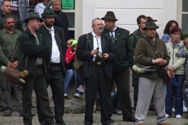 Do Svätého Antona prišli poľovníci zo všetkých kútov Slovenska.