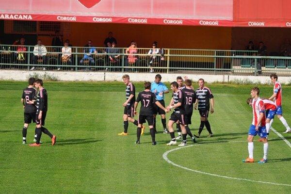 Trenčianske Teplice strelili vo Vrbovom štyri góly, ale na body to nestačilo.
