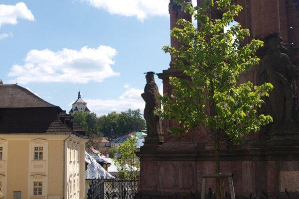 Námestie sv. Trojice sa má v lete 2017 zmeniť na pešiu zónu.