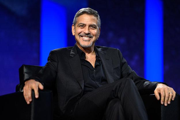 Mienkotvorca Clooney sa už rozhodol.