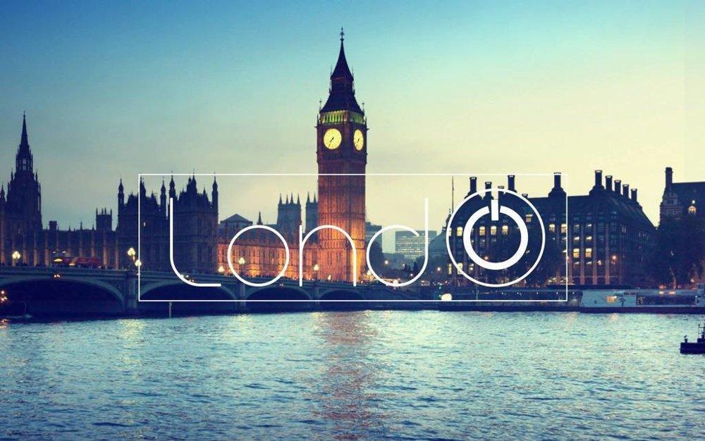 Londýn. angl. Lond+on(=zapnuté)