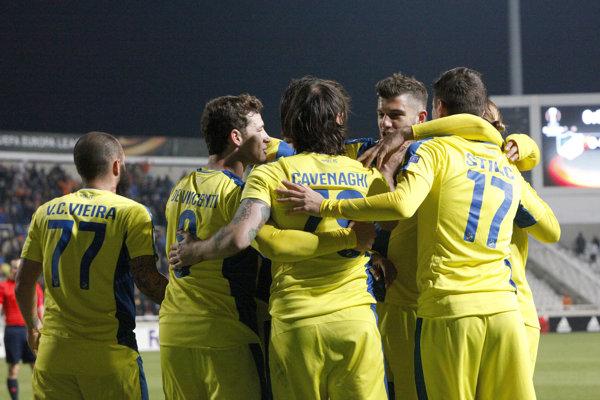 Mužstvo z Nikózie sa čoraz častejšie presadzuje už aj na európskej scéne.