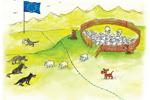 Vlci pred bránami Európskej únie (Constantin) 29. apríl