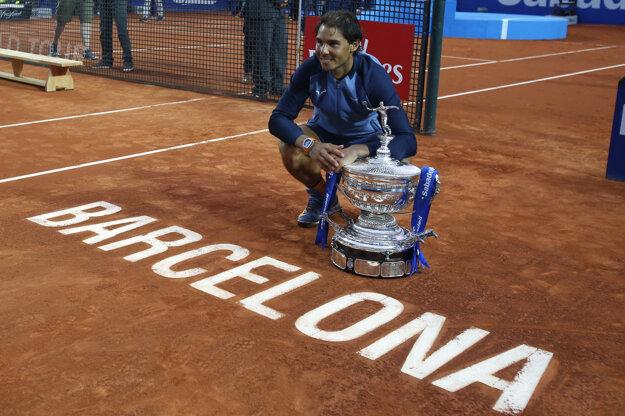 Dobrú antukovú formu Nadal potvrdil naposledy v Barcelone.