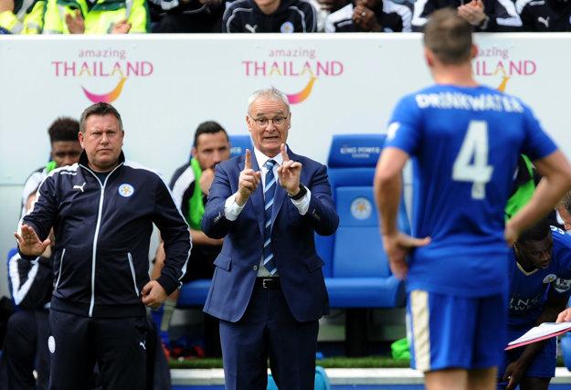 Claudio Ranieri má so svojím tímom na dosah obrovskú senzáciu.