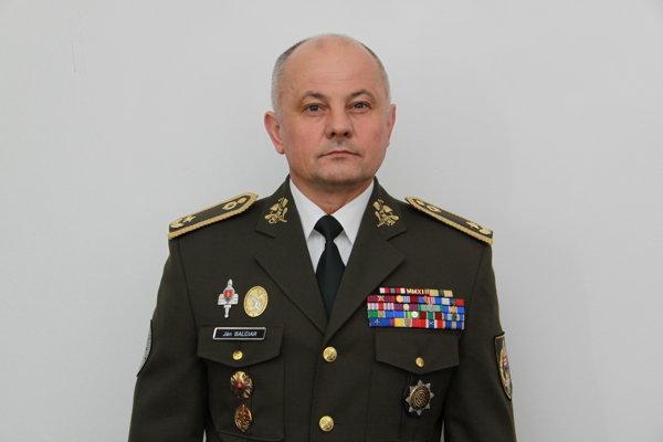 Nový šéf Vojenského spravodajstva Ján Balciar bol dosiaľ zástupcom riaditeľa služby.