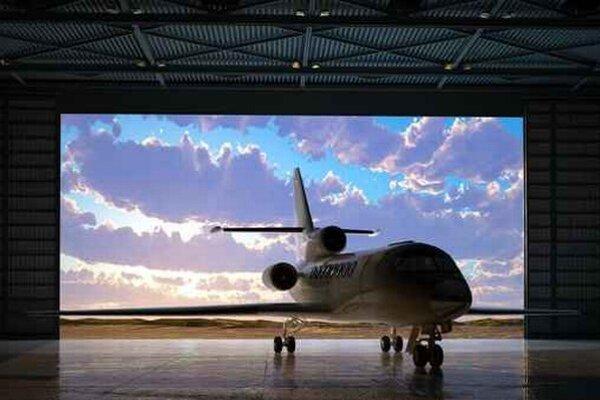 V budúcnosti budú letiská inteligentnejšie dizajnované.