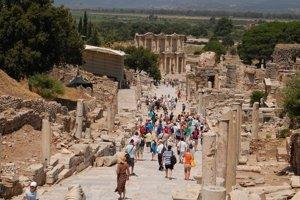 Efez a Celsova knižnica.