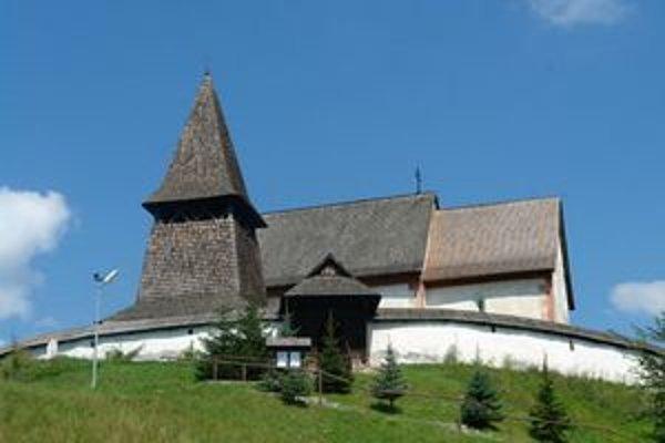 Kostol sv. Martina v Čeríne.