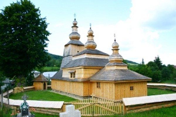 Názov pamiatky: Chrám Ochrany Presvätej Bohorodičky <br/>Adresa pamiatky: Miroľa 44, 090 05 Miroľa