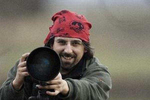 Tomáš Hulík (1976) prírodovedec, filmár, fotograf