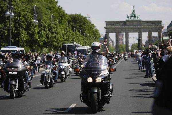 Ruskí vlci dorazili do Berlína.
