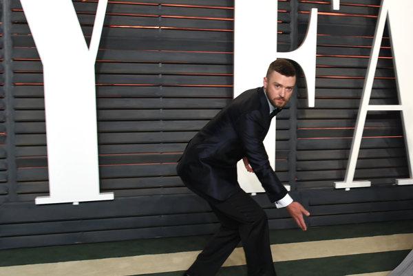 Justin Timberlake vie, ako napísať európsky hit.