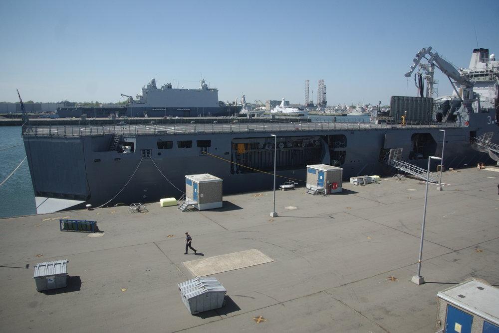 Námorná základňa Den Helder