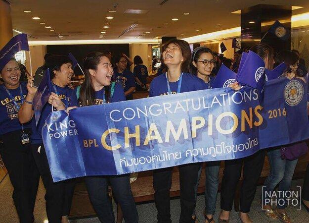 V majiteľovej vlasti je anglický šampión veľmi populárny.