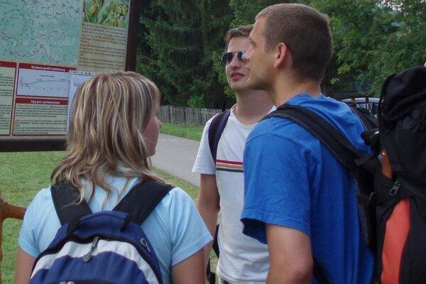 Do Prievidzského okresu prišlo v prvom polroku takmer 34-tisíc turistov.