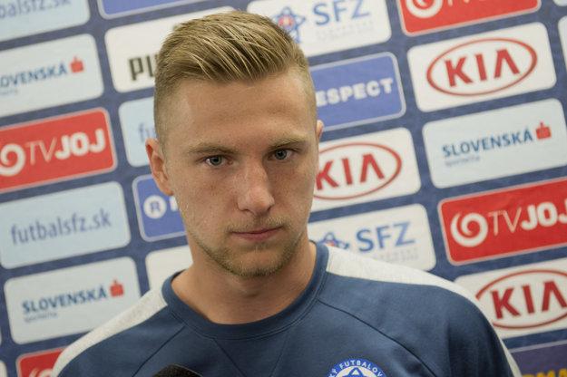 Milan Škriniar má z reprezentačnej pozvánky veľkú radosť.