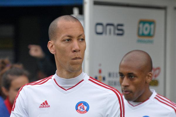 Ryan Koolwijk (v popredí) a ani jeho krajan Mitchell Schet sa už v tíme AS Trenčín v najbližšej sezóne neobjavia.