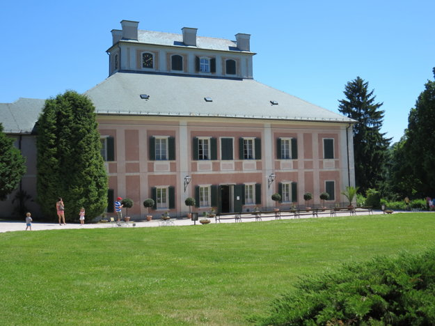 Zámok Ratibořice.