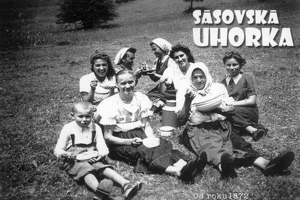 Obľúbené podujatie Sásovská uhorka si nenechajte ujsť.