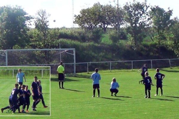 Nádeje Bábu sa tešili z prvého jarného gólu. Zrodil sa z penalty, akú tak často nevidíte...