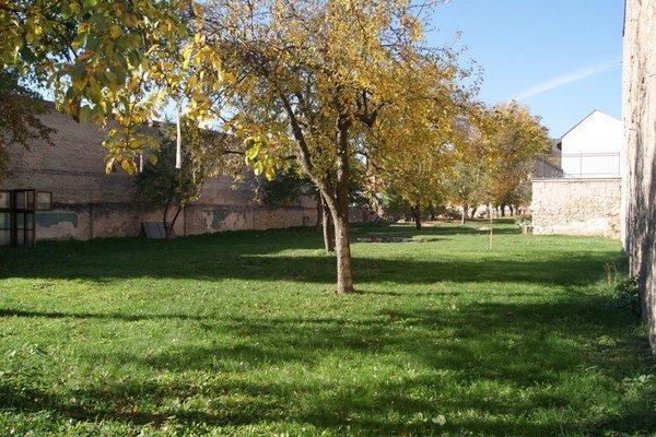 Záhrada - Centrum nezávislej kultúry.