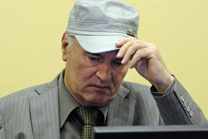 Bývalý  bosnianskosrbský generál Ratko Mladič.