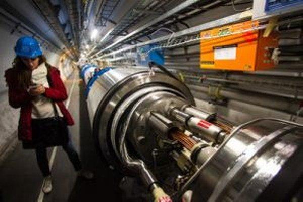 Pohľad do švajčiarskeho CERN-u