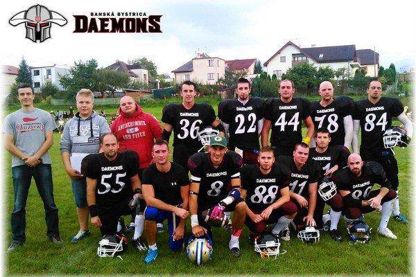 Daemons Banská Bystrica.