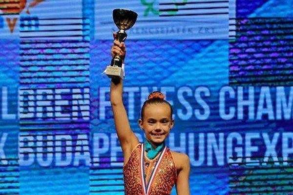 Nelli vybojovala už štvrtý európsky titul