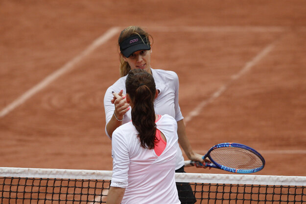 Agnieszka Radwaňská nestačila na Cvetanu Pironkovovú.