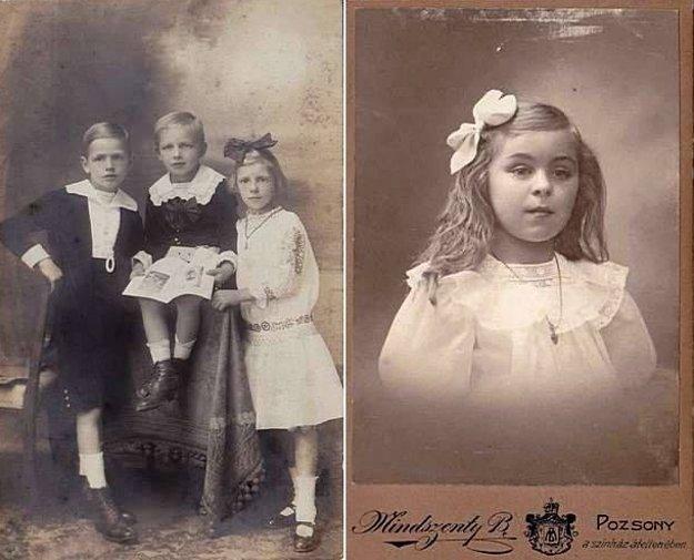 Kým sa fotografia rozšírila, navštíviť portrétny ateliér bolo sviatkom. K prvým našim známejším portrétistom patrili Eduard Kozič, Béla Mindszenty či Karol Divald.