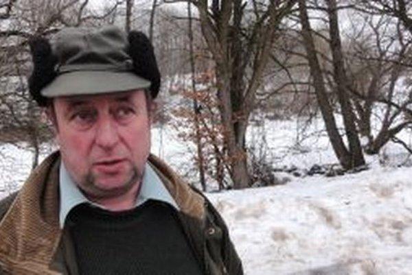 Jaroslav Skučka žije v Sekierskej doline 25 rokov.