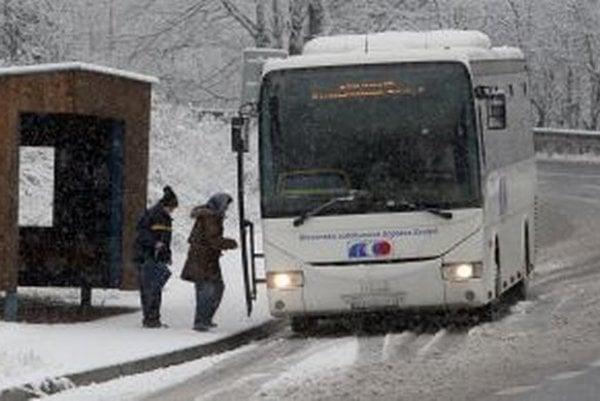 Na niektoré autobusy musia samosprávy doplácať.