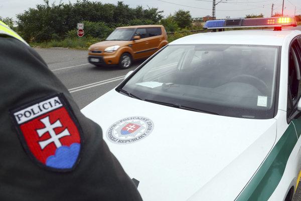 Polícia prosí občanov o pomoc pri pátraní.