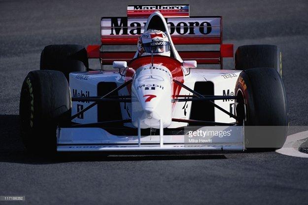 McLaren MP4/A10 F1