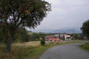 Pohľad na Slatinské Lazy.