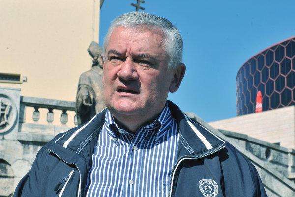 Ján Slota.