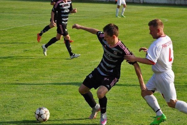 Trenčianske Teplice prehrali v Jaslovských Bohuniciach o dva góly.